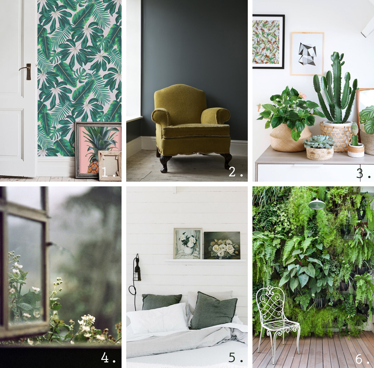 Green Interior Inspiration