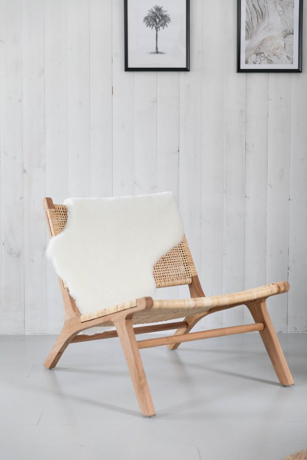 Luna Rattan Chair